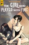 [The cover image for The Girl Who Played With Fire - Millennium]