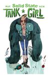 [The cover image for Tank Girl: Solid State Tank Girl]