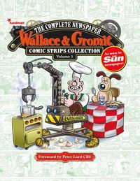 [Image for Wallace & Gromit: The Complete Newspaper Strips Collection Vol. 3]
