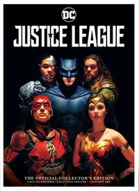 [Image for Justice League: Official Collector's Edition]