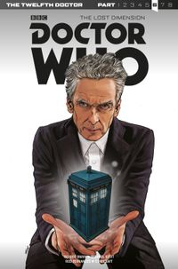 [Image for Doctor Who: Twelfth Doctor The Lost Dimension, Part 6]