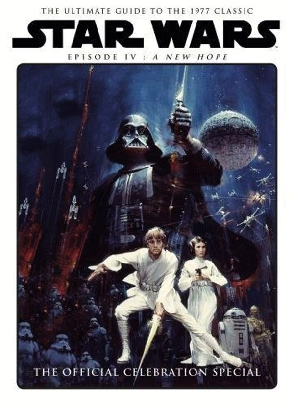 [Cover Art image for Star Wars: A New Hope Official Celebration Special Book]