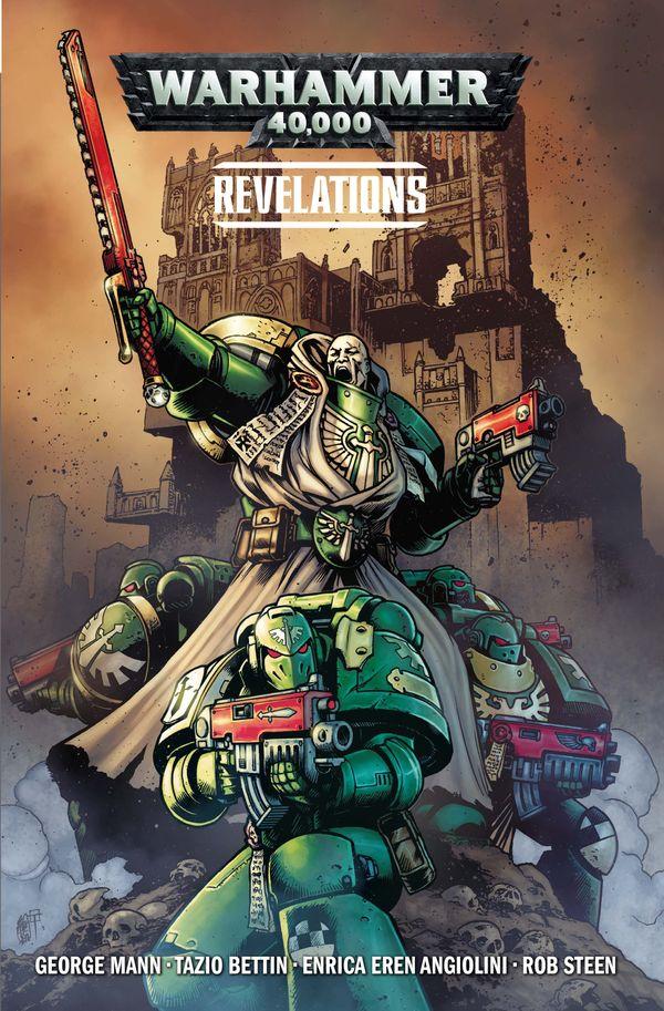 [Cover Art image for Warhammer 40,000 Vol. 2: Revelations]