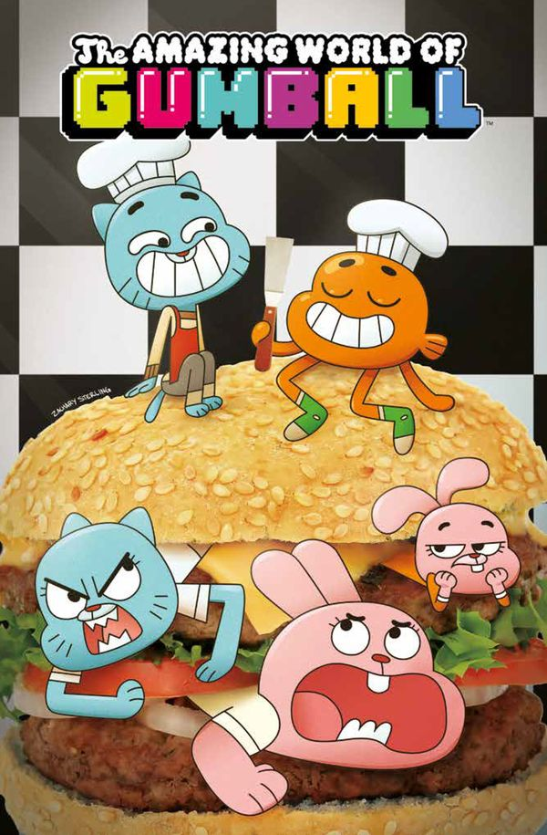 [Cover Art image for Amazing World Of Gumball Vol. 1]