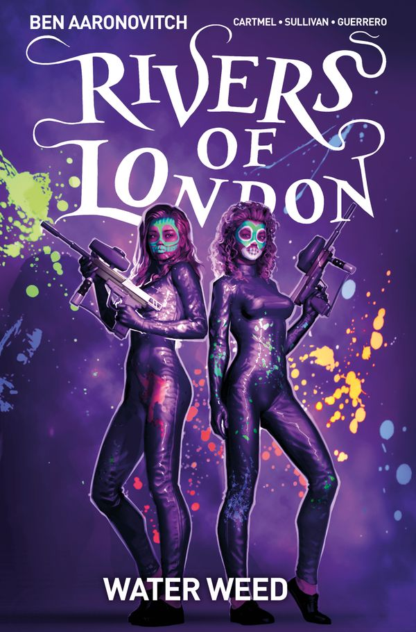 [Cover Art image for Rivers Of London Vol. 6: Water Weed]