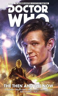 [Image for Doctor Who: The Eleventh Doctor Vol. 4: The Then and The Now]