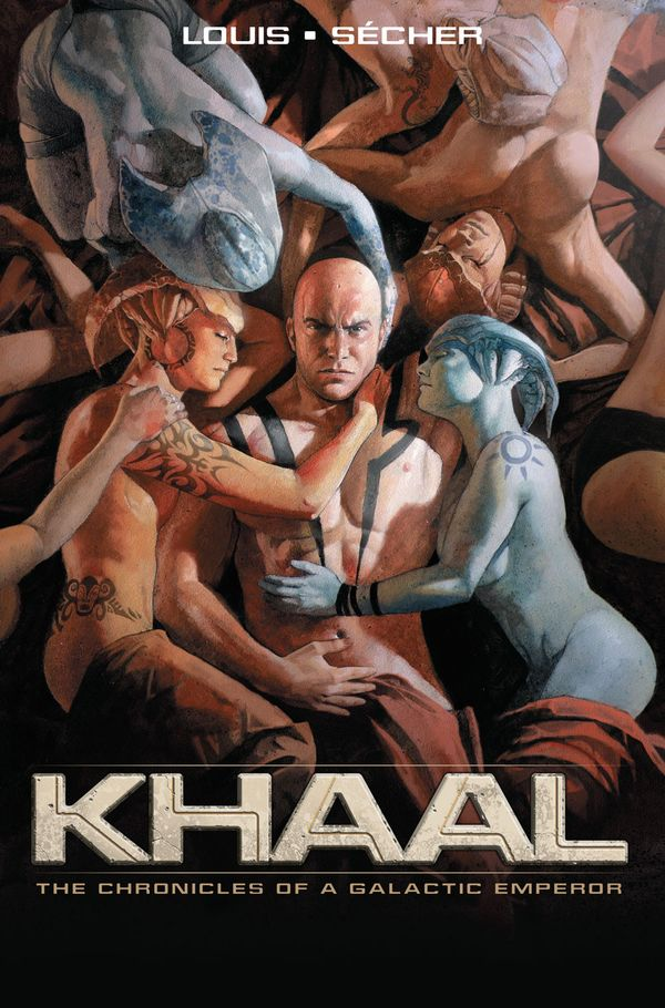 [Cover Art image for Khaal]