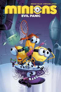 [Image for Minions: Evil Panic]