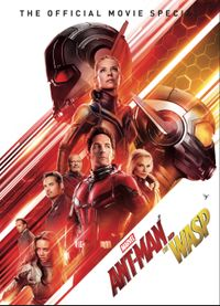 [Image for Ant-Man and The Wasp The Official Movie Special]