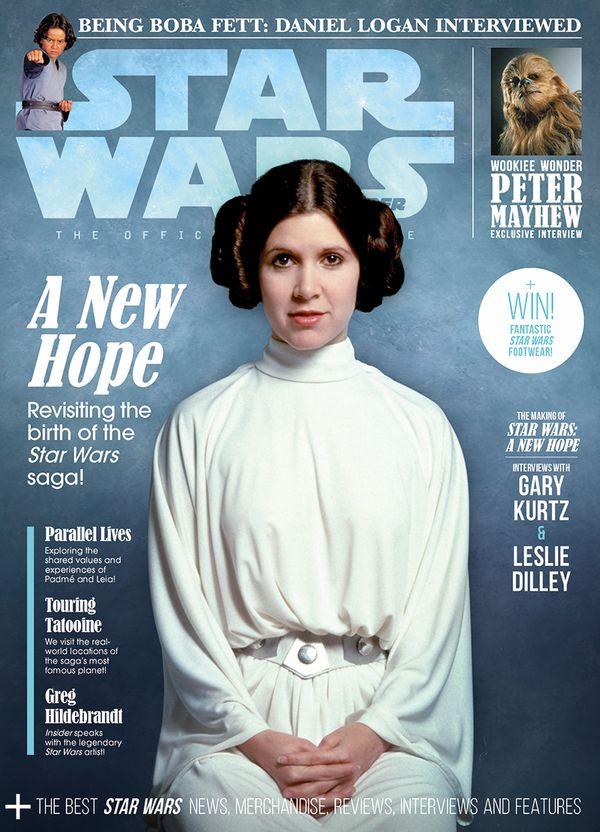 [Cover Art image for Star Wars Insider #189]