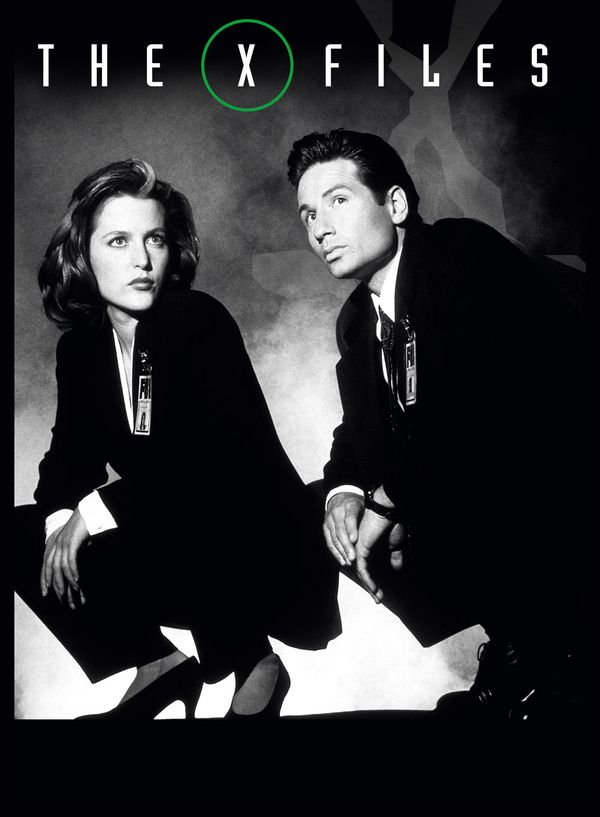 [Cover Art image for X-Files Vol. 1: The Agents, The Bureau and the Syndicate]