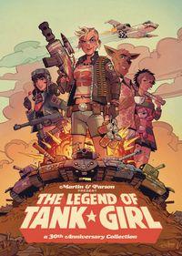 [Image for Tank Girl: The Legend of Tank Girl]