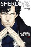[The cover image for Sherlock Vol. 1: A Study in Pink]