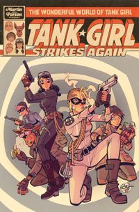 [Image for Tank Girl: The Wonderful World of Tank Girl]