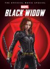 [The cover image for Marvel's Black Widow: The Official Movie Special Book]
