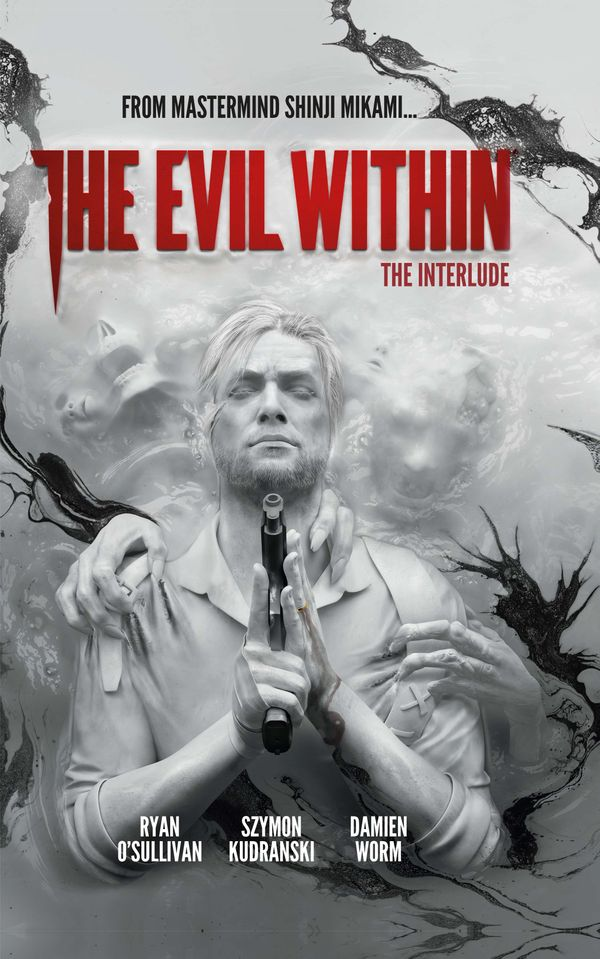 [Cover Art image for The Evil Within Vol. 2: The Interlude]