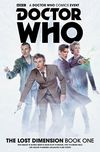 [The cover image for Doctor Who: The Lost Dimension Book 1]