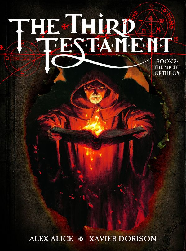 [Cover Art image for The Third Testament Vol. 3: The Might of the Ox]