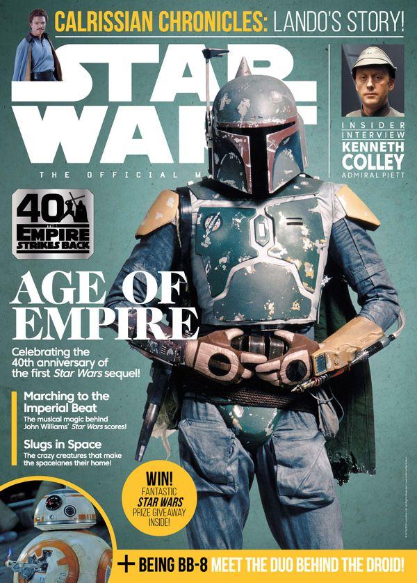 [Cover Art image for Star Wars Insider #197]