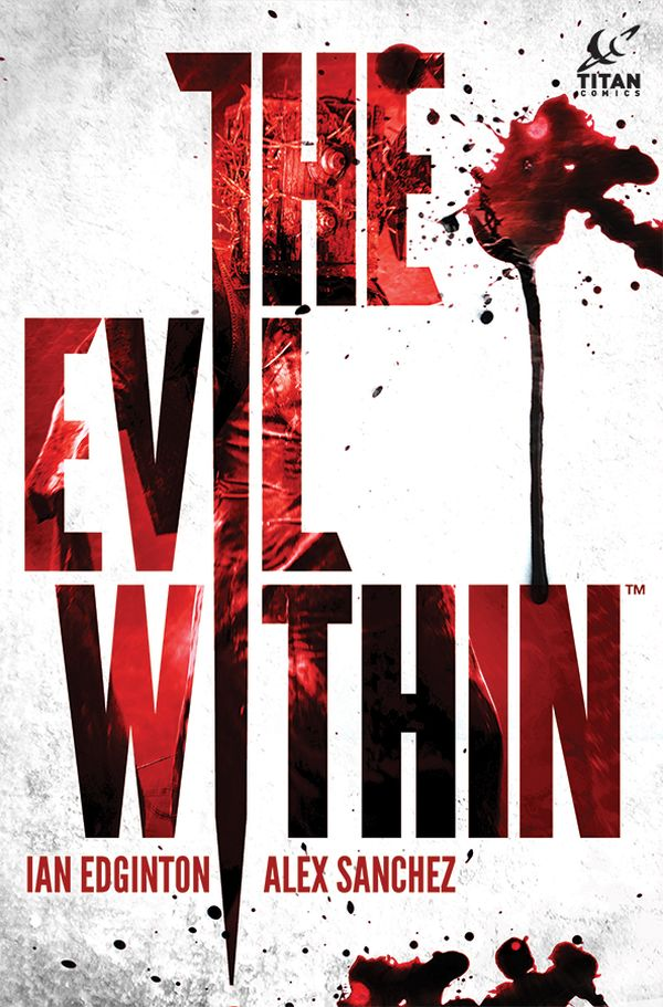 [Cover Art image for The Evil Within Vol. 1]