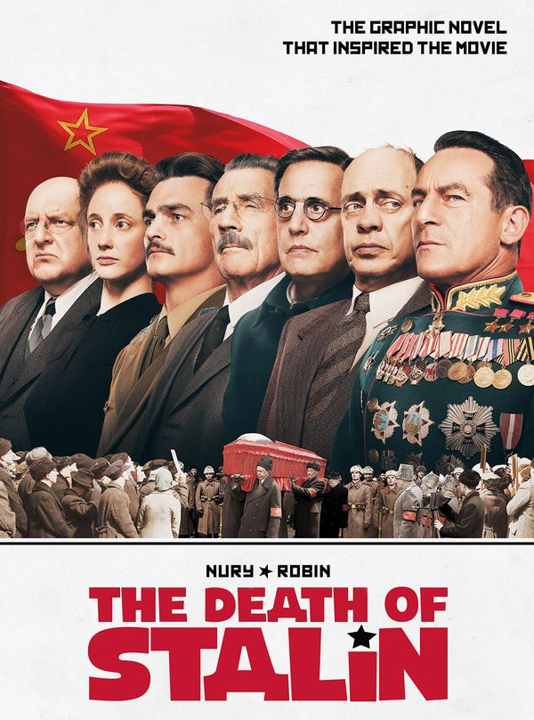 [Cover Art image for The Death of Stalin Movie Edition]