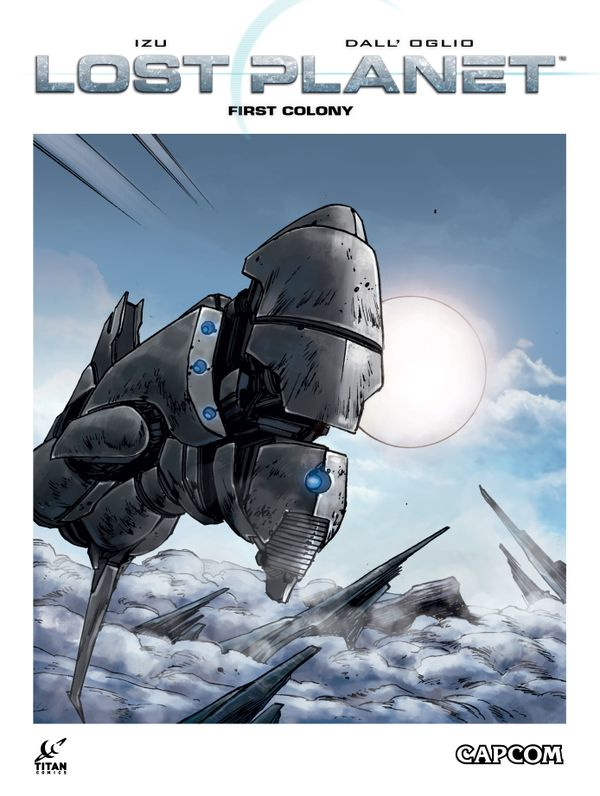 [Cover Art image for Lost Planet: First Colony]