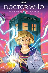 [Image for Doctor Who: The Thirteenth Doctor]