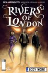 [The cover image for Rivers Of London: Body Work]