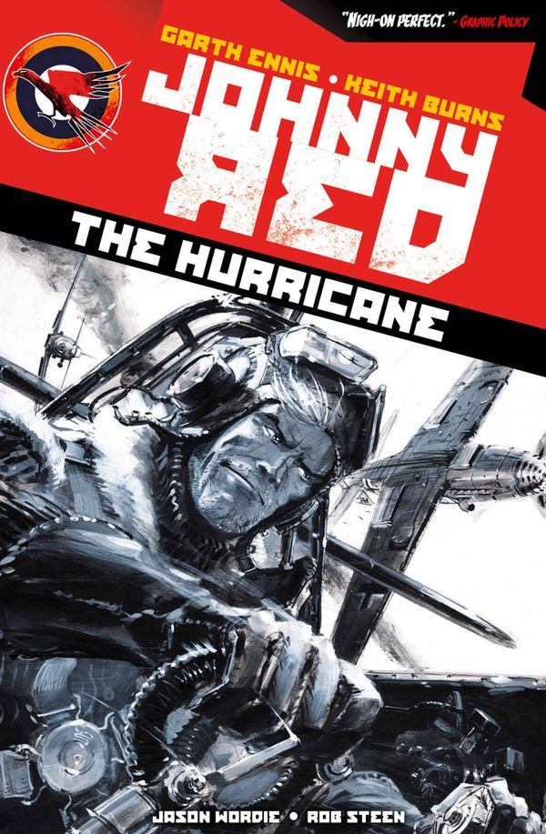 [Cover Art image for Johnny Red: The Hurricane]