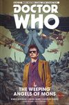 [The cover image for Doctor Who: The Tenth Doctor Vol. 2: The Weeping Angels of Mons]