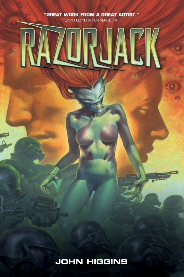 [Cover Art image for Razorjack]