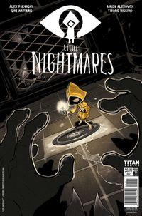 [Image for Announced! LITTLE NIGHTMARES™ COMICS – BASED ON THE HIGHLY ANTICIPATED VIDEO GAME!]