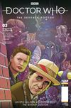 [The cover image for Doctor Who The Seventh Doctor: Operation Volcano]