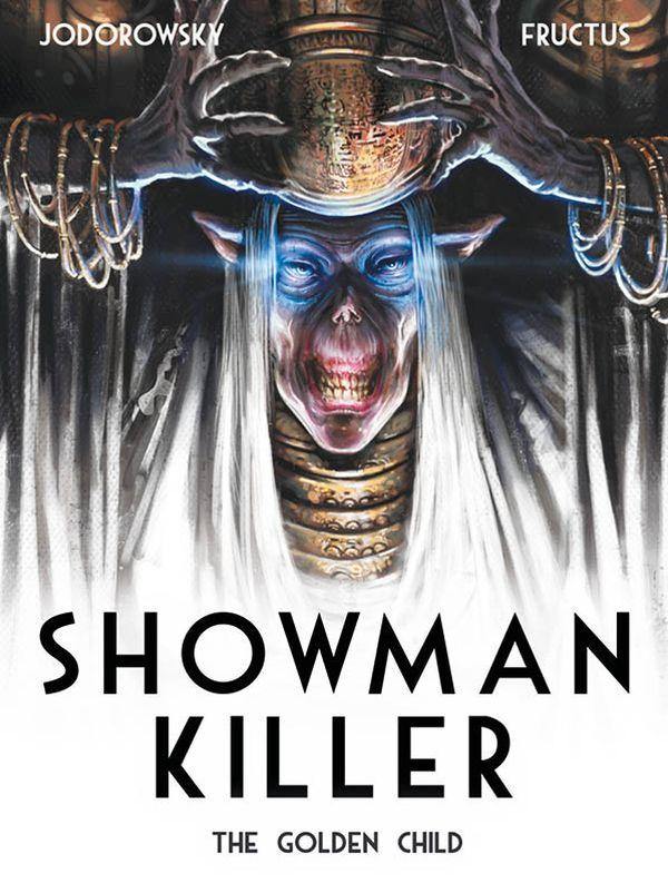 [Cover Art image for Showman Killer Vol. 2: The Golden Child]