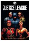 [The cover image for Justice League: Official Collector's Edition Book]