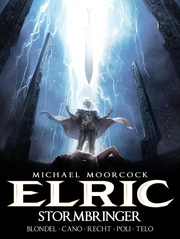 [Cover Art image for Elric: Stormbringer]