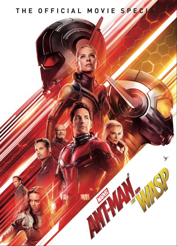 [Cover Art image for Ant-Man and The Wasp The Official Movie Special]
