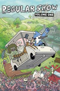 [Image for Regular Show Vol. 1]