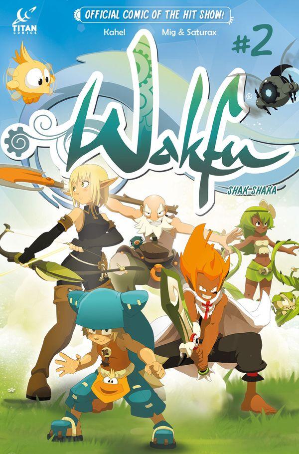 [Cover Art image for Wakfu: Shak Shaka]