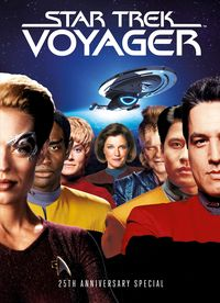 [Image for Star Trek Voyager: 25th Anniversary Special Book]