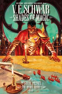 [The main image for Shades of Magic: The Steel Prince: The Rebel Army]