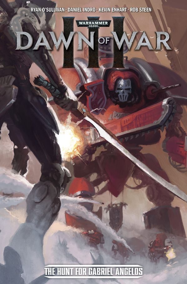 [Cover Art image for Warhammer 40K Dawn Of War]