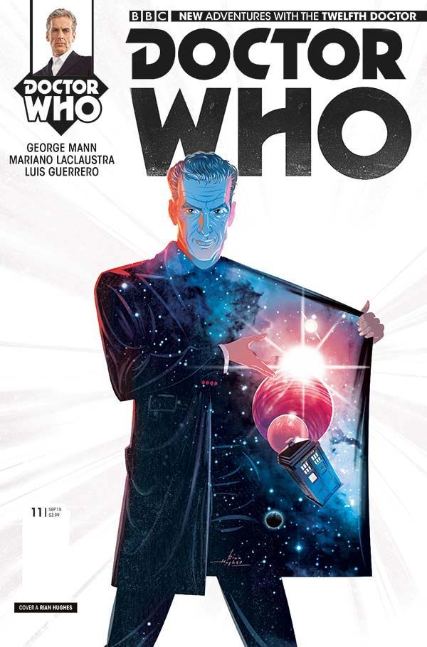 [Cover Art image for Doctor Who : The Twelfth Doctor]