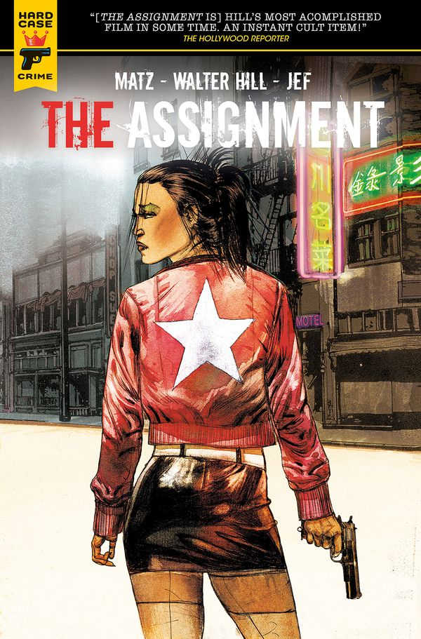 [Cover Art image for The Assignment]