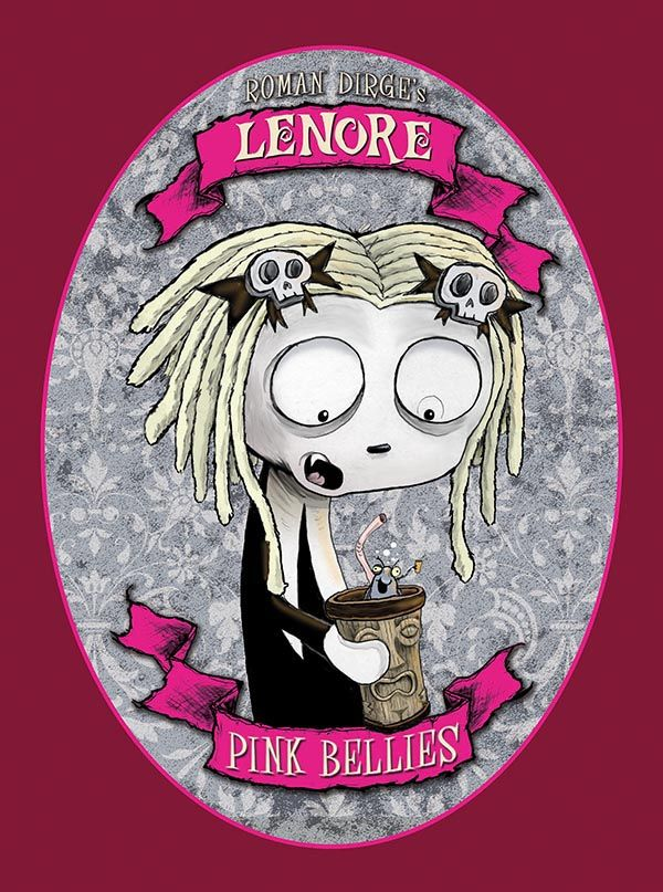 [Cover Art image for Lenore: Pink Bellies]