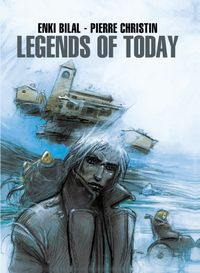 [Image for ENKI BILAL: LEGENDS OF TODAY]