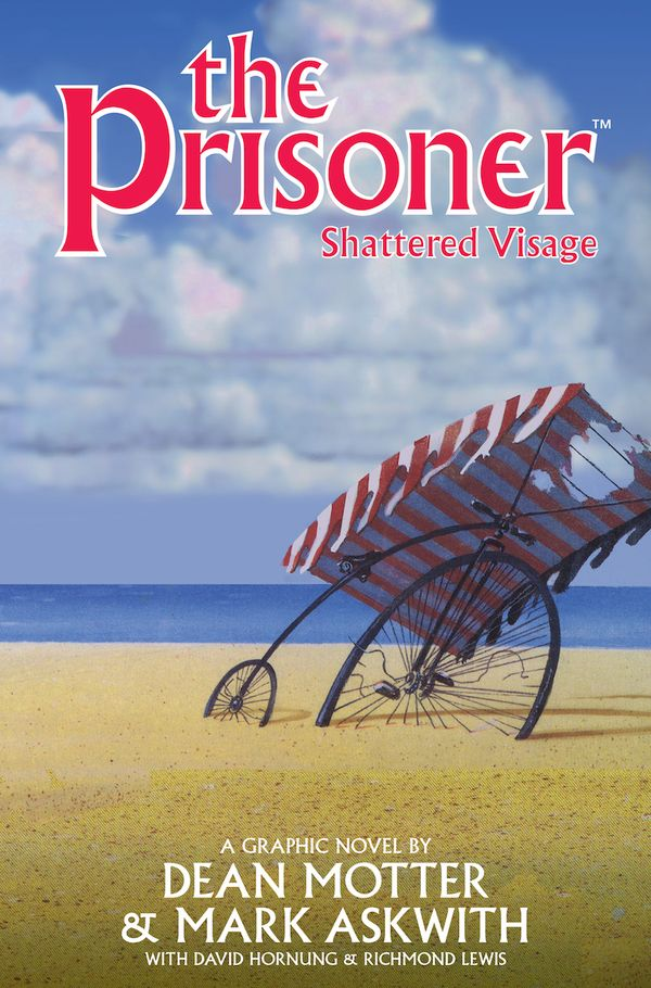[Cover Art image for The Prisoner: Shattered Visage]