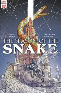 [Image for The Season of the Snake]