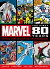 [The cover image for Marvel Comics: The First 80 Yers]