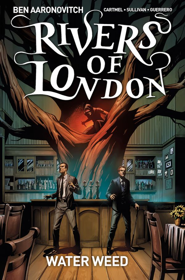 [Cover Art image for Rivers Of London: Water Weed]